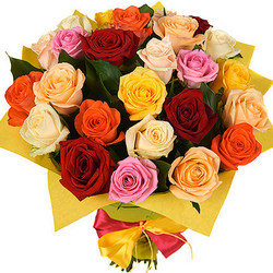 "Bouquet of roses ""Carnival"""