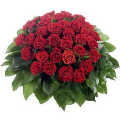 Bouquet of 39 red roses