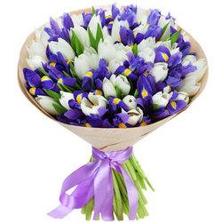 """Bouquet """"Silver"""""""