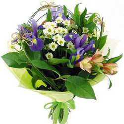 "European bouquet ""Fiesta"""