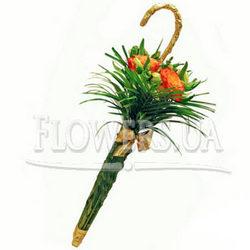 Квіткова парасолька