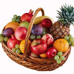 "Fruit basket ""Мade ​​dish"""