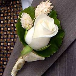 "Boutonniere ""Recognition"""