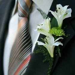 "Boutonniere ""Angels"""
