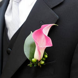 "Boutonniere ""Dream"""