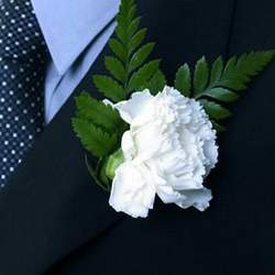 "Boutonniere ""Tradition"""