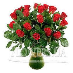 """Букет яскравих троянд """"Ностальгія"""""""