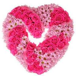 Рожеве серце