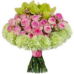 "Unusual bouquet ""Paradise Music"""