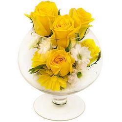 "Bouquet ""Spring Sun"""