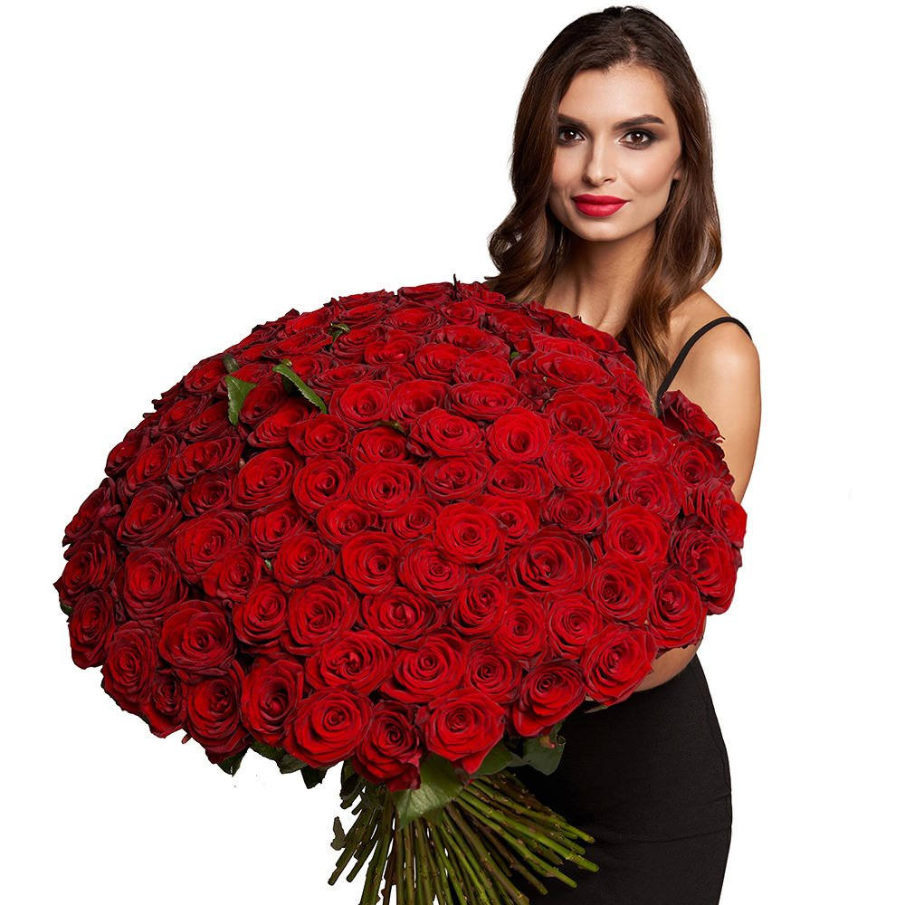 Delivery of flowers to ukraine and the world order a bouquet of 101 red roses izmirmasajfo Choice Image